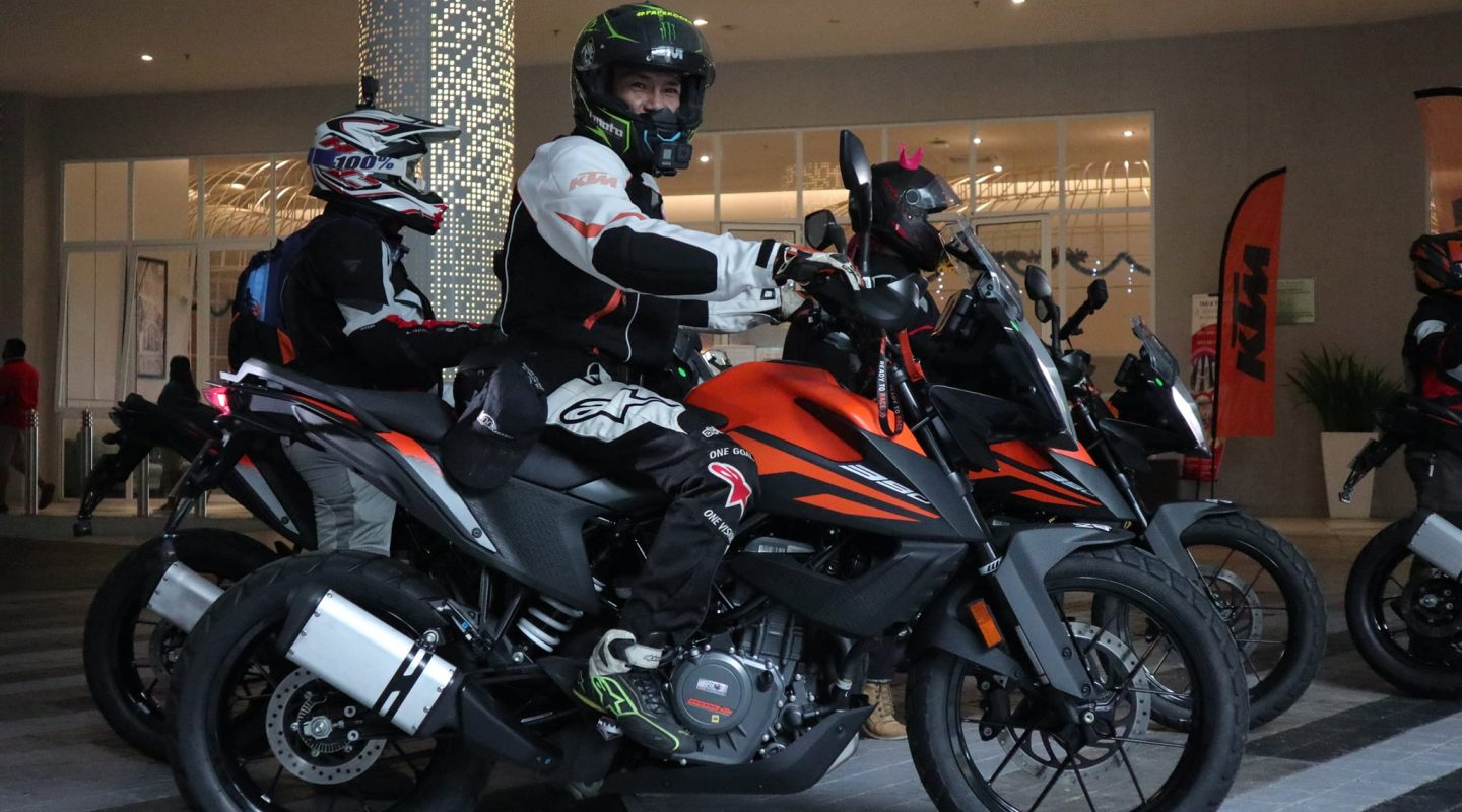 KTM 250 & 390 ADVENTURE LAUNCH & MEDIA CONFERENCE